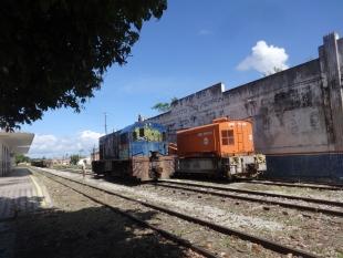 Bahia Já - Cultura - O ÚLTIMO APITO DO TREM na estação da Leste em ...